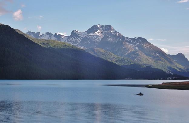 シルヴァプラーナ湖