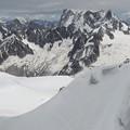 Photos: モンブラン山群