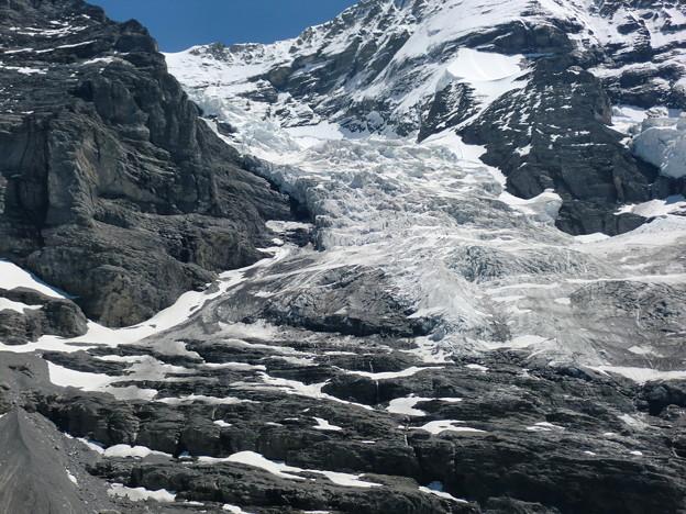 アイガー氷河