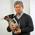 写真: 水野信行 みずののぶゆき ホルン奏者 Nobuyuki Mizuno