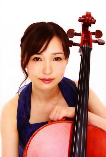 寺島志織 てらしましおり チェロ奏者 チェリスト        Shiori Terashima
