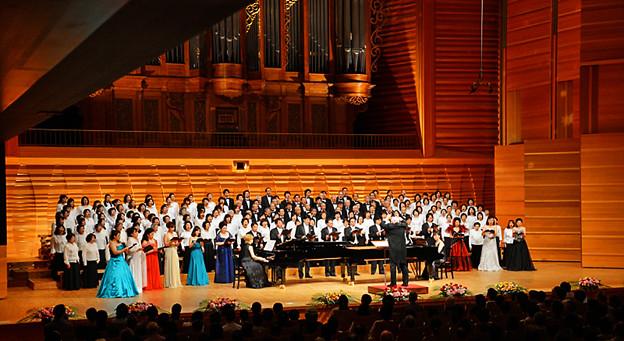 海にきらめく珠玉のチャリティガラコンサート 12  ( 2014 )