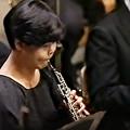 写真: 小島葉子 こじまようこ オーボエ奏者  Yoko Kojima