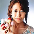 写真: 浜まゆみ はままゆみ 打楽器奏者 マリンバ奏者 パーカッショニスト  Mayumi Hama