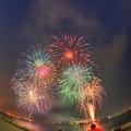 2015年8月2日 清水みなと祭り 海上花火大会(1)