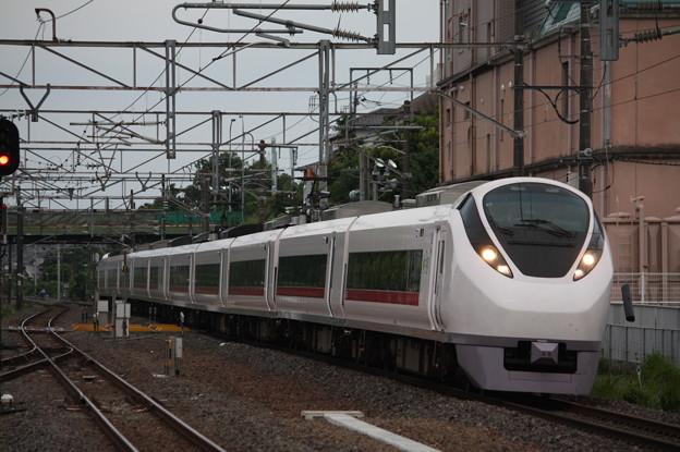 E657系K5編成 9443M 集約臨時列車