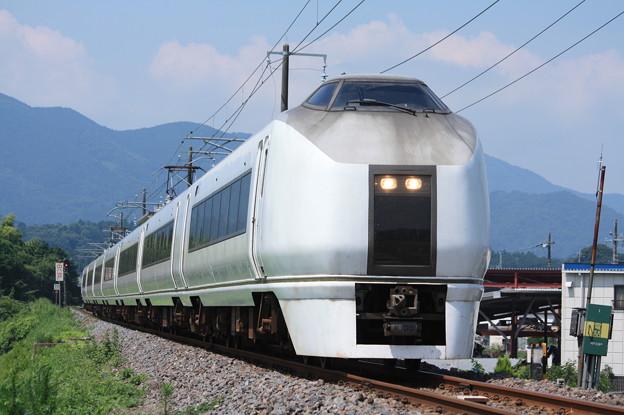 651系K105編成 9741M 集約臨時列車 (9)