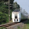 Photos: 651系K105編成 9744M 集約臨時列車 (2)