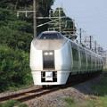 Photos: 651系K105編成 9744M 集約臨時列車 (5)