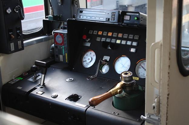 キハ150系の運転台