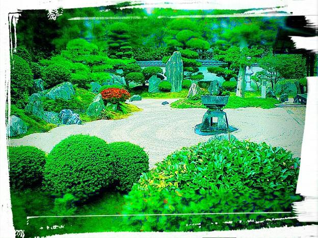 ノスタルジック    京都庭園