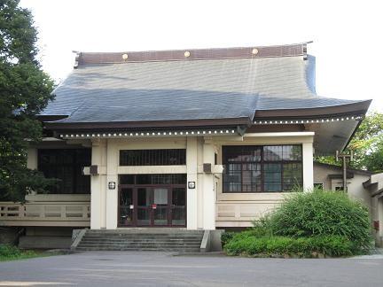 蓮心寺の本堂