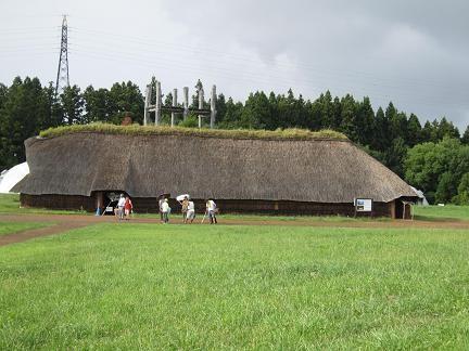 大型竪穴住居