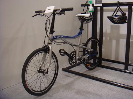 自転車の プジョー 自転車 ミニベロ : CYCLE MODE international 2011|deux cents ...