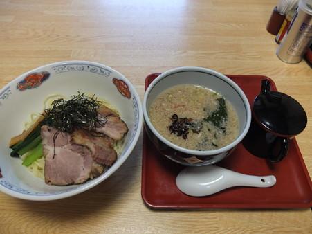 らあめん花果山 背脂つけ麺(夏季&平日限定)