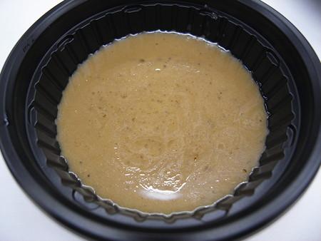 ローソン 濃厚豚骨魚介スープの冷しつけ麺 あらびき胡椒付 スープ