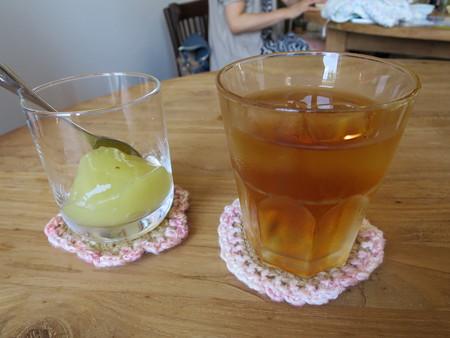 フェルの台所 フェルセット 青リンゴのジュレ&アイスティー