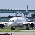 タイ国際航空 TG649便 B787