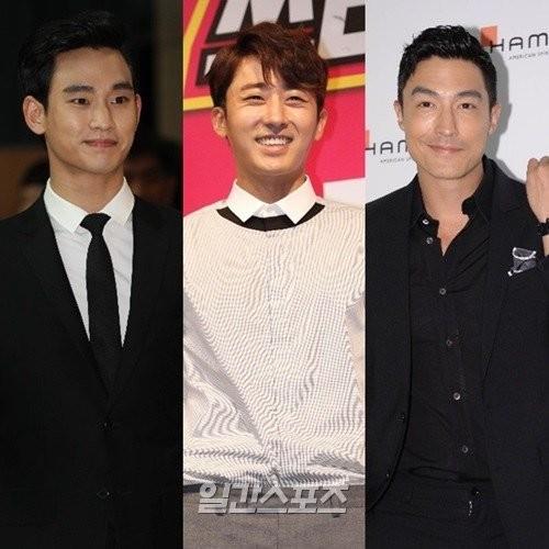 Photos: 俳優キム?スヒョン?ソンホジュン?ダニエル?ヘニーが「KCON」に出撃する。