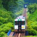 Photos: 陸羽西線