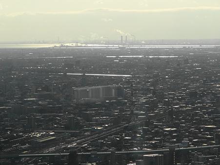 煌めく名古屋港