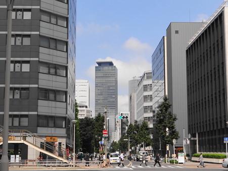 名古屋の朝景