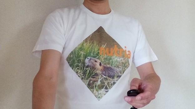 UTme ヌートリアTシャツ