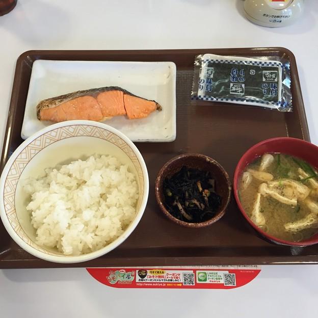 写真: 20150905朝食