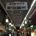 写真: 浅草の寿司屋通りアーケード