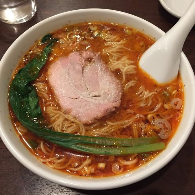 写真: タンタン麺