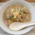 写真: ちゃんぽん麺2倍