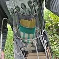 Photos: びわの袋かけ装備