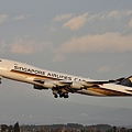 Photos: SINGAPORE AIRLINES CARGO♪ ~2~