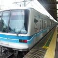Photos: 東西線中野駅3番線 メトロ05-016F快速中野行き停止位置よし