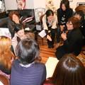 Photos: 手相教室