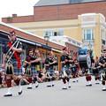 写真: Drums and Pipes 7-4-15