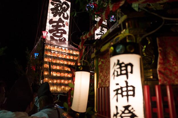 珠洲市 寺家キリコ祭り