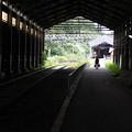板谷駅にて(1)