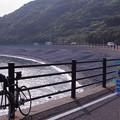 写真: 波津の自転車道