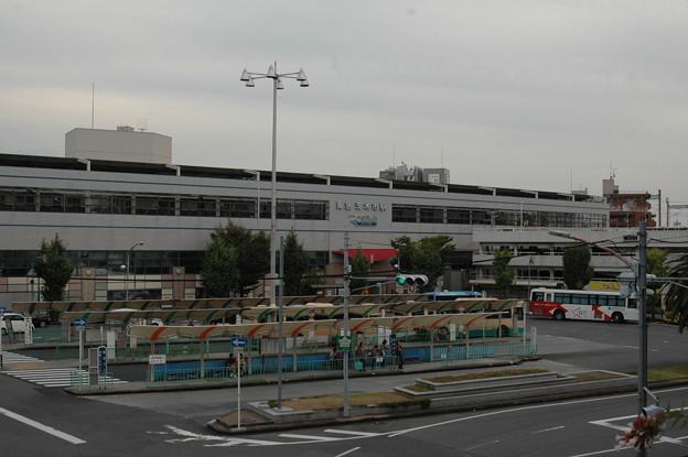 阪急 茨木市駅ロータリー