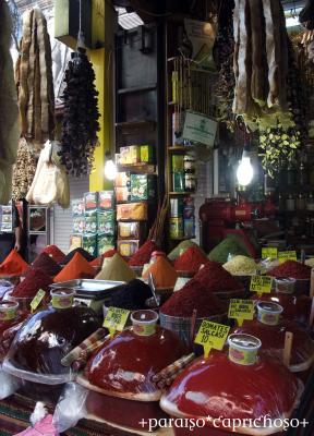 イスタンブールの市場2