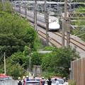 東海道新幹線で事件 のぞみ225号 小田原市上町で緊急停車