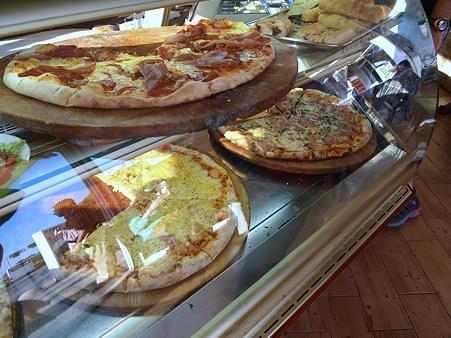 クロアチアン ピザ