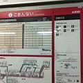 Photos: 京王線分倍河原駅の案内板(2)