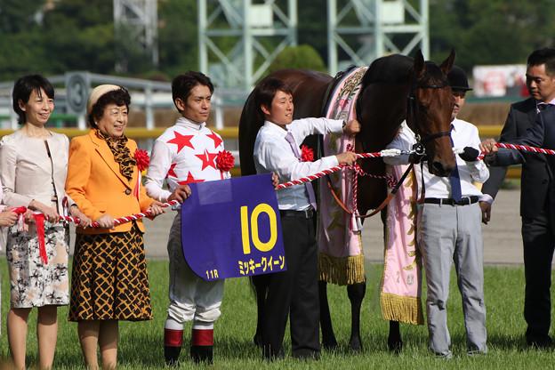 写真: 第76回 優駿牝馬 口取り_1