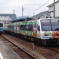 Photos: s7011_JR四国2007_アンパンマンラッピング_土佐山田