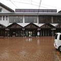 Photos: s1843_松丸駅_愛媛県北宇和郡松野町_JR四_ふれあい交流館