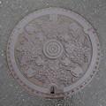Photos: s2640_旧豊野町マンホール