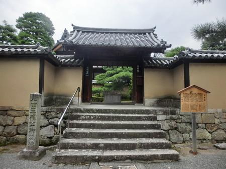 三玄院の門