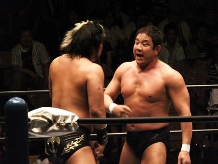 全日本プロレス 後楽園ホール 20110712 (24)